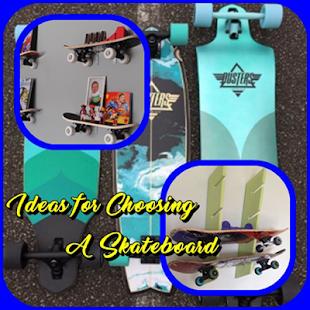 Ideas for Choosing a Skateboard - náhled