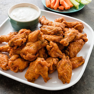 Baked Chicken Wings With Flour Recipes.