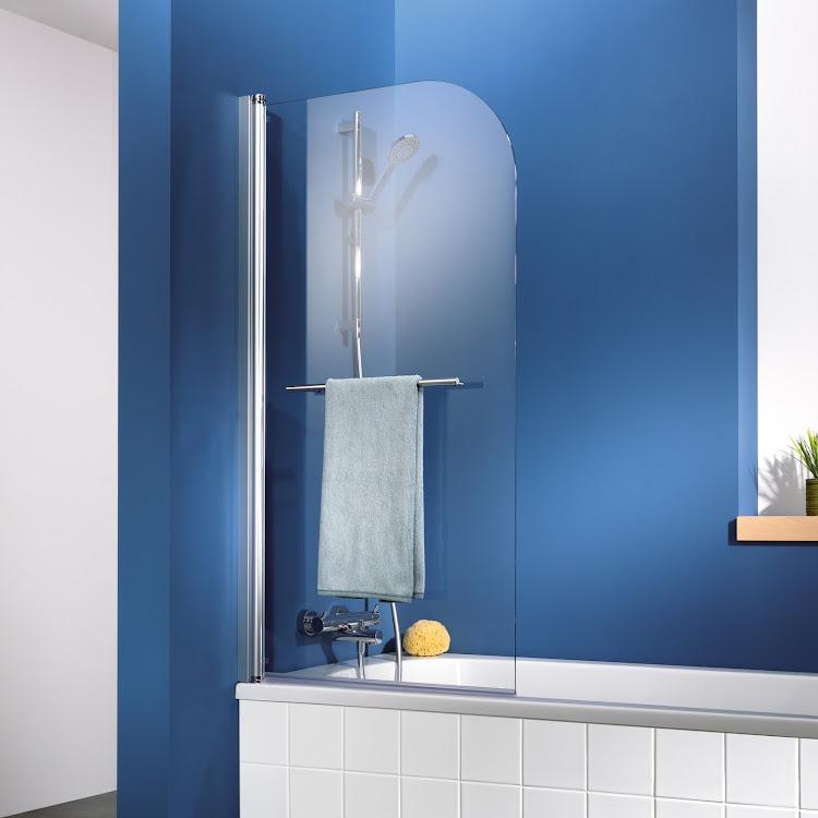 Duschkabinen_09 Exklusiv Badewannenaufsatz, 1-teilig