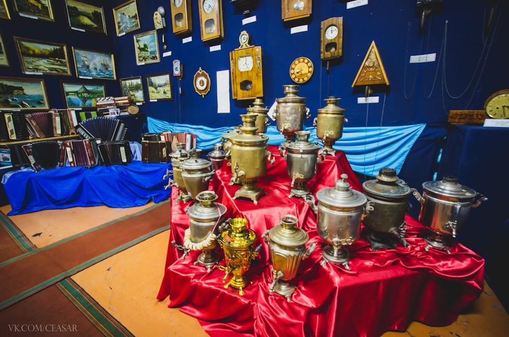 Музей в Татарске