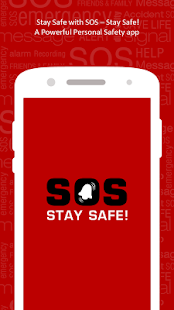SOS – Stay Safe!- screenshot thumbnail