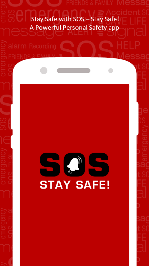 SOS – Stay Safe!- screenshot