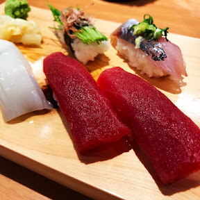 【朗報】日本一美味しい立ち食い寿司屋「都々井」が五反田で復活 / 孤独のグルメ登場店「とだか」の隣