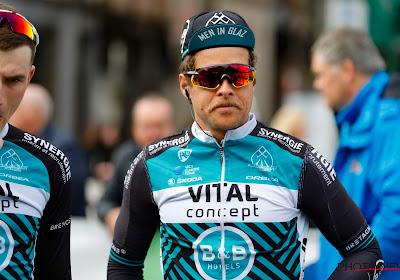 De Backer eindigt tiende in de door Grosu gewonnen etappe in Cro Race
