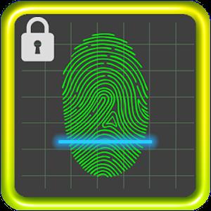 Fingerprint Lock Screen Prank for PC and MAC