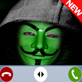 Mobile Hacker Fake Call Prank:
