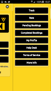 YoTaxi- screenshot thumbnail