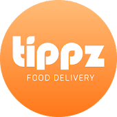 TIPPZ: Delivery, Balcão ou na Mesa do Restaurante