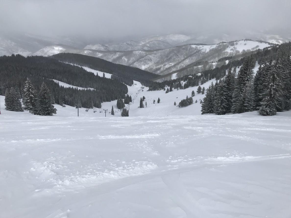 game creek snow