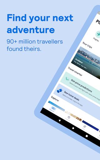 Skyscanner – cheap flights, hotels and car rental screenshot 17