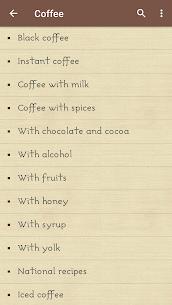Coffeemania — coffee recipes 2