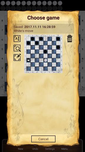 Poddavki - Shashki - Losers 11.2.0 screenshots 5