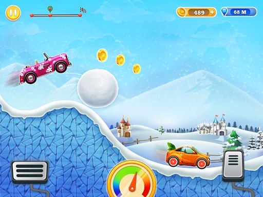 Kids Car Hill Racing: Games For Boys screenshots 3