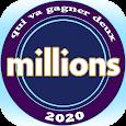 Qui va gagner deux millions 2020