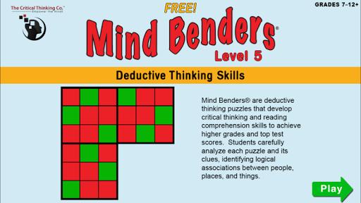 Mind Benders® Level 5 Free