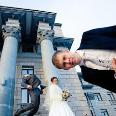 Wedding photographer Elena Milostnykh (shat-lav). Photo of 06.01.2013