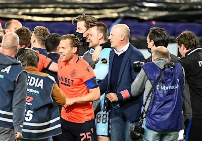Club Brugge wil herhaling van donderdag vermijden en komt met regels voor titelviering vanavond