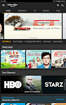 screenshot of Amazon Prime Video