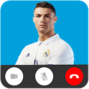 Fake Video Call Ronaldo - Fake Video Call
