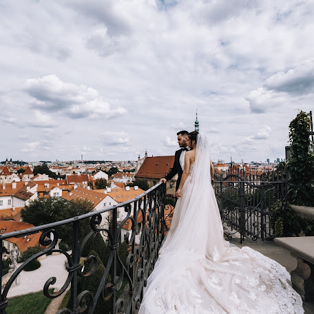 Fotógrafo de bodas Andy Vox (andyvox). Foto del 17.11.2017
