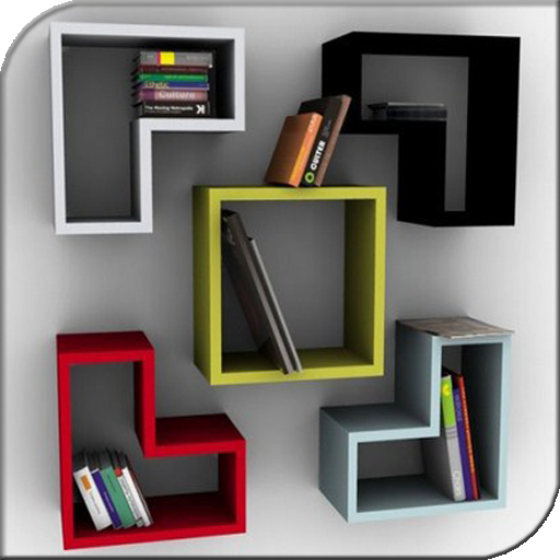 Beautiful Bookshelves Design Ideas