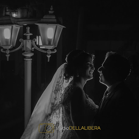 Wedding photographer Wilson Della Libera Jr (studiodellalibe). Photo of 01.09.2016