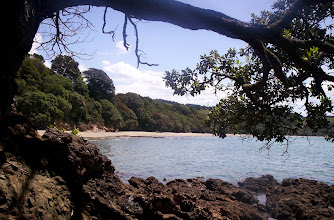Photo: On my way to Taiwawe Beach, looking back once more