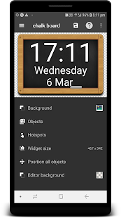 UCCW - Ultimate custom widget Mod