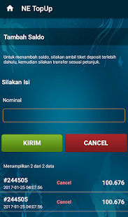 App NE TopUp APK for Windows Phone