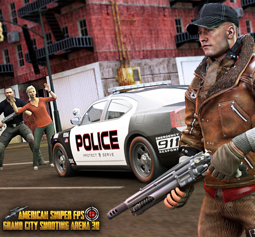 FPS Sniper 3D Gun Shooter Free Fire:Shooting Games apktram screenshots 7