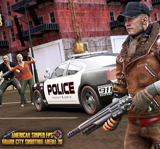 FPS Sniper 3D Gun Shooter Free Fire:Shooting Games  screenshots 7