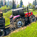 Tractor Pull & Farming Duty Game 2019 icon