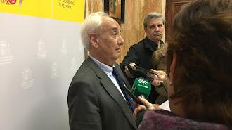 Manuel de la Fuente, subdelegado.