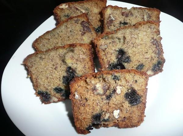 Blueberry-banana Bread Recipe