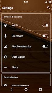 Leather Transparent - CM12.1 v2.0