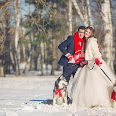 Wedding photographer Sergey Chuprina (markovich). Photo of 29.01.2016