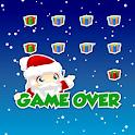 Christmas Santa Invaders icon