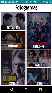 FOTOGRAMAS peliculas cine - screenshot thumbnail