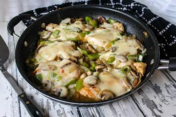 Awesome Smothered Chicken