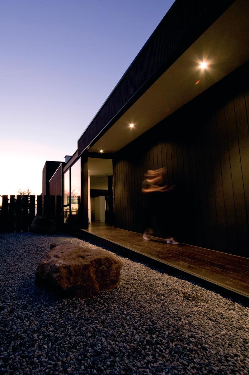 Casa en Piedra Roja - Riesco + Rivera Arquitectos Asociados
