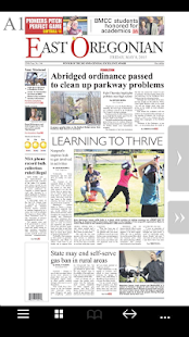 East Oregonian e-Edition - screenshot thumbnail