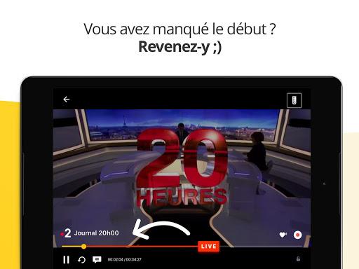 Molotov - TV en direct et en replay 3.2.0 screenshots 8