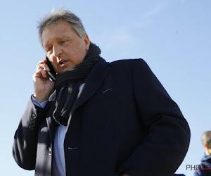 """Un ancien T1 du Sporting défend Van Holsbeeck: """"Ce n'est pas sa faute"""""""