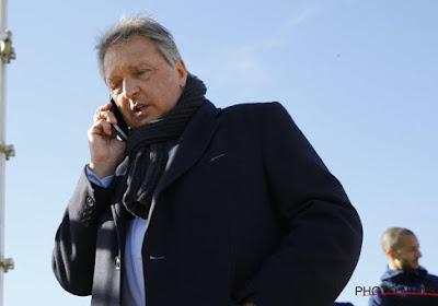 """Van Holsbeeck: """"Je suis surtout content que ce mercato soit derrière nous"""""""