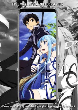Art SAO Wallpapers Poster