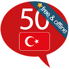 Learn Turkish - 50 languages icon