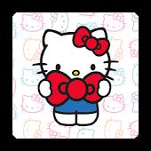 Hello Kitty Watch Face
