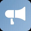 HearMeOut - Voice Social Network icon