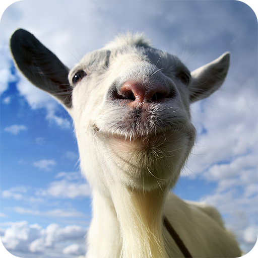 Goat Simulator game (apk) free download for Android/PC/Windows