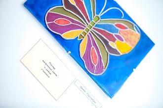 """Photo: """"Погляд метеликом синім із небом з'єднався""""  Катерина Єгорушкіна"""